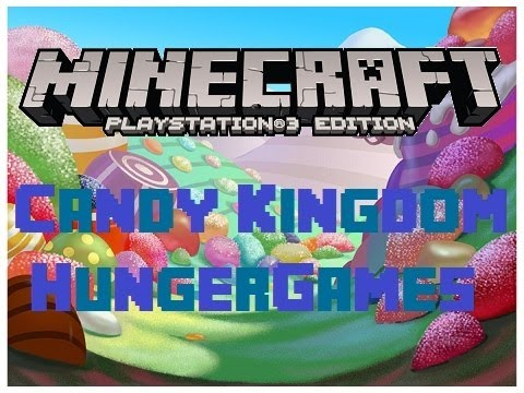 minecraft candy game