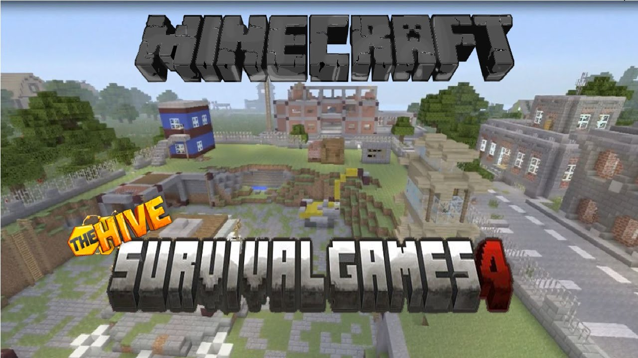 Minecraft PS3 / PS4: Hive Survival Games