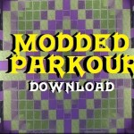 Modded Parkour Race (Minecraft PS3 PS4 Map Download)