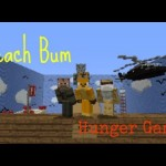 BeachBum Hungergames (Minecraft PS3 PS4 Map Download)