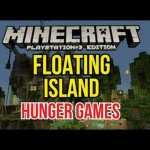 Land Of Beyond Hunger Games (Minecraft PS3 PS4 Map Download)