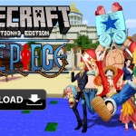 Minecraft PS3 PS4: One Piece Adventure Map Download