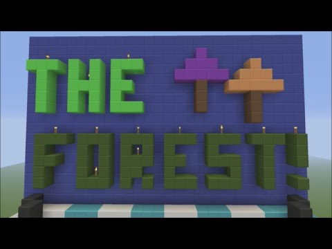 Minecraft PS3: The Forest hide and seek download