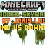 Modded SkyWars by Joris_LOL (Minecraft PS3 PS4 Map Download)