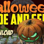 Halloween Hide and Seek (Minecraft PS3 PS4 Map Download)