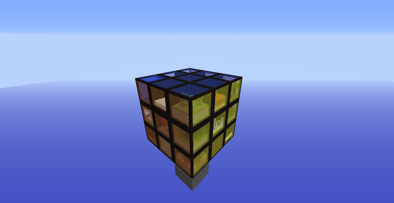 Minecraft PS Logical Conjunction Puzzle Map Download - Minecraft maps fur ps3 downloaden