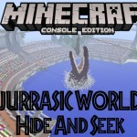 Minecraft PC to PS3 Convert: Jurassic World Hide and Seek Download