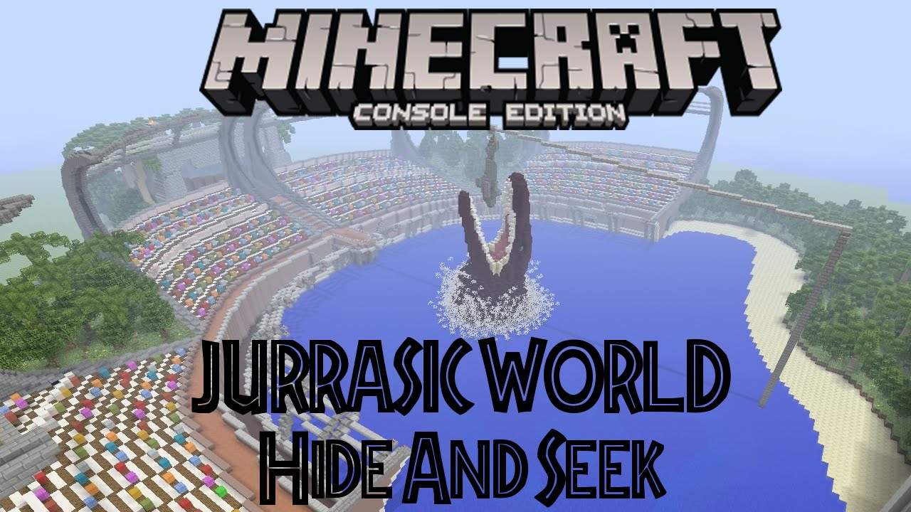 Minecraft pc to ps3 convert jurassic world hide and seek download gumiabroncs Gallery