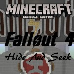 Minecraft PS3: Fallout 4 Hide and Seek Map Download
