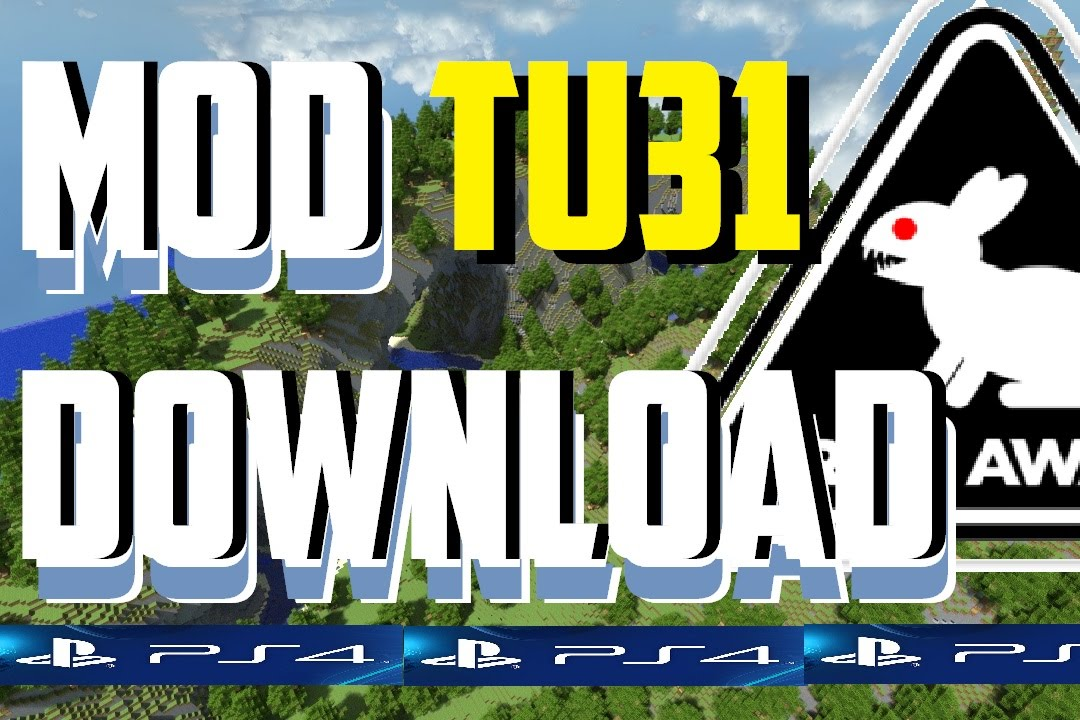 Modded map v1 tu31 minecraft ps3 ps4 map download