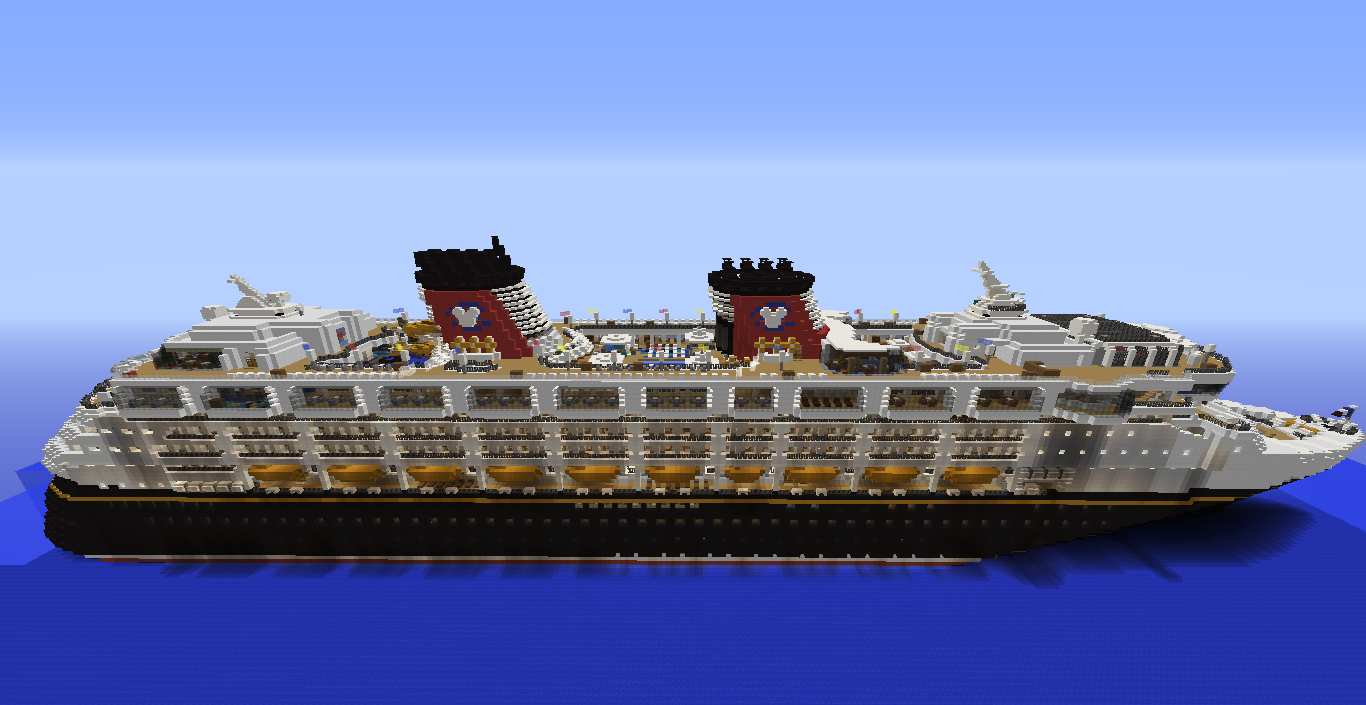 Minecraft Cruise Ship Map  Wwwgalleryhip  The