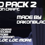 minecraft console mod pack