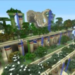 Babylon PC Converted Map (Minecraft PS3 PS4 Map Download)