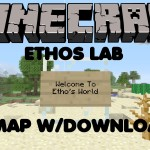 Minecraft PS3/PS4 Ethoslab World Showcase W/Download
