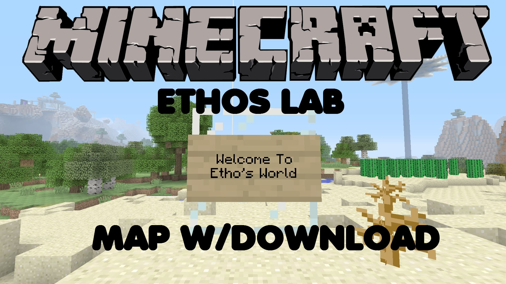 Etho's World Downloads : mindcrack - reddit