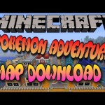 Minecraft: PS3/PS4 Pokemon – Adventure Map W/Download