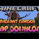Minecraft PS3/PS4 Radiant Garden City Map Download