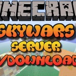 Minecraft PS3/PS4 Skywars Server Map W/Download