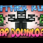 Minecraft: PS3/PS4 Wither Run – Mini Game Map W/Download