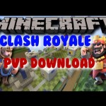 Minecraft PS3: Clash Royale Mini Game Download