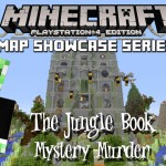 Minecraft PS3 Map: Jungle Book Murder Mystery Map Download