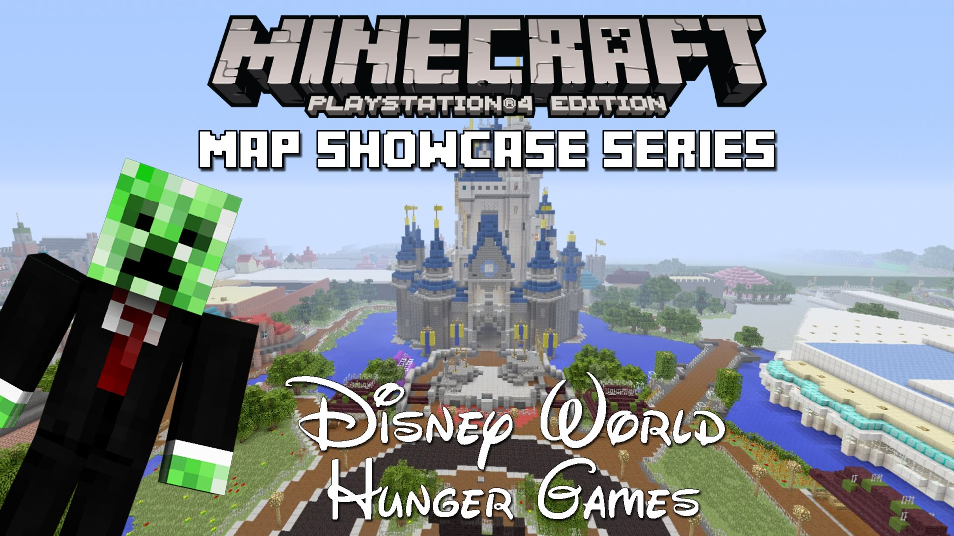 Minecraft PS3 Disney World Hunger Games Download