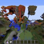 Minecraft PS3/PS4 Ultra Amplified Modded Survival Map W/Download