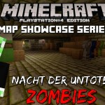 Minecraft PS3: Nacht Der Untoten Zombies Map Download