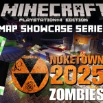 Minecraft PS3: Nuketown 2025 Zombies Map Download