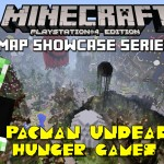 Minecraft PS3: Pacman Undead Hunger Games  Map Download