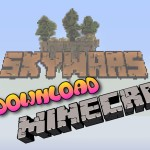 Minecraft PS3/PS4 Modded Skywars Map Download