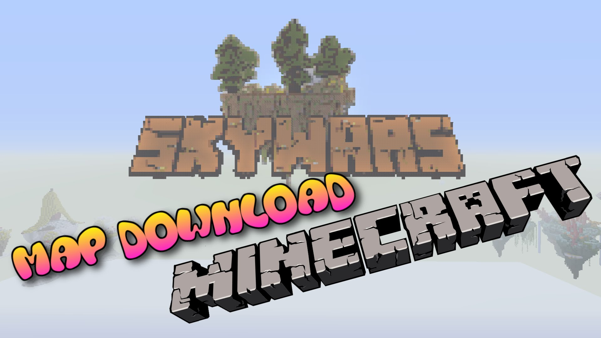 minecraft ps3 ps4 modded skywars map download