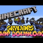 Minecraft PS3 Pirate Sky Wars Map Download