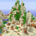 Minecraft PS3 PS4 Bed Wars Map Download