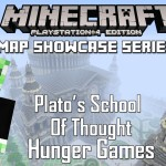 Minecraft PS3 PS4 Plato's School of Thought Hunger Games Download