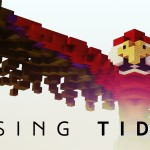 Minecraft PS3 PS4 Rising Tides SkyWars