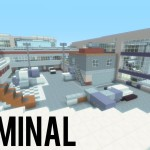 Minecraft PS3 Infinite Warfare Terminal Map Download