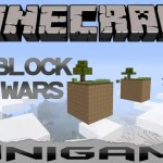 Minecraft PS3 SkyBlock Sky Wars