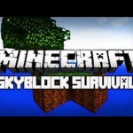 Minecraft PS3 Skyblock V3 Download