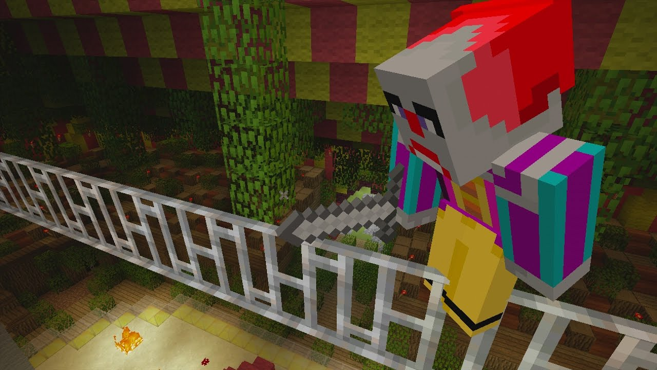 Minecraft PS3/PS4 Murder Mystery Server Map Download