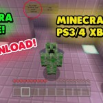 Minecraft PS3 Elytra Race Map Download