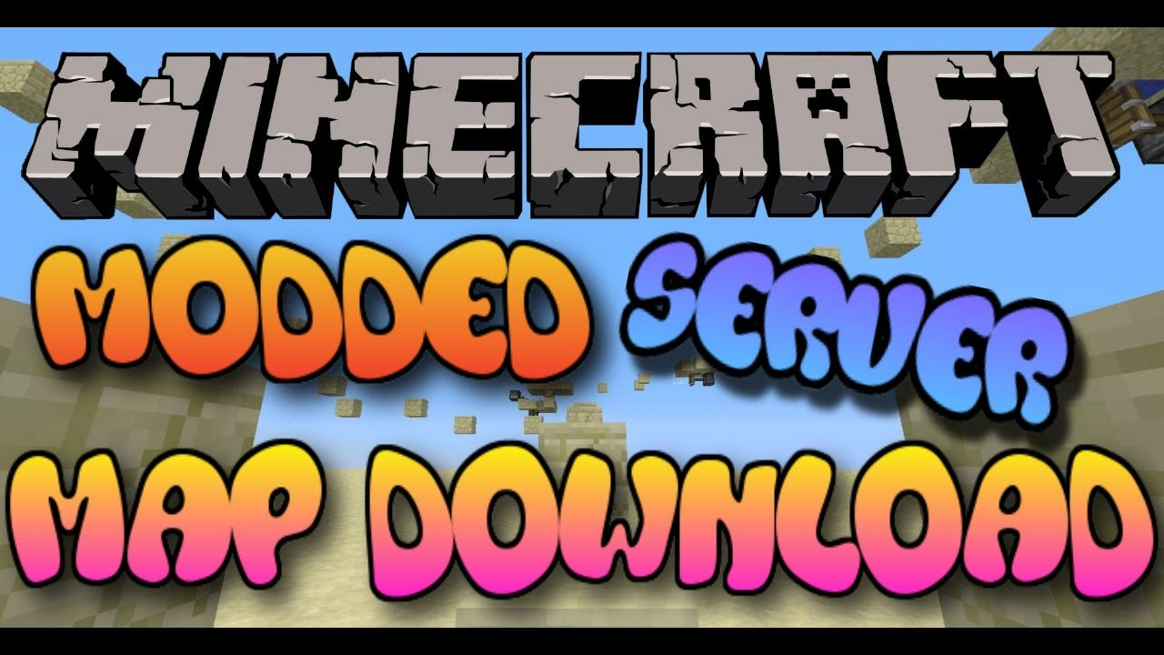 Minecraft Glide PVP PS3/PS4 Maps Download