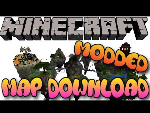 Minecraft Glide PVP PSPS Maps Download - Minecraft maps fur mac