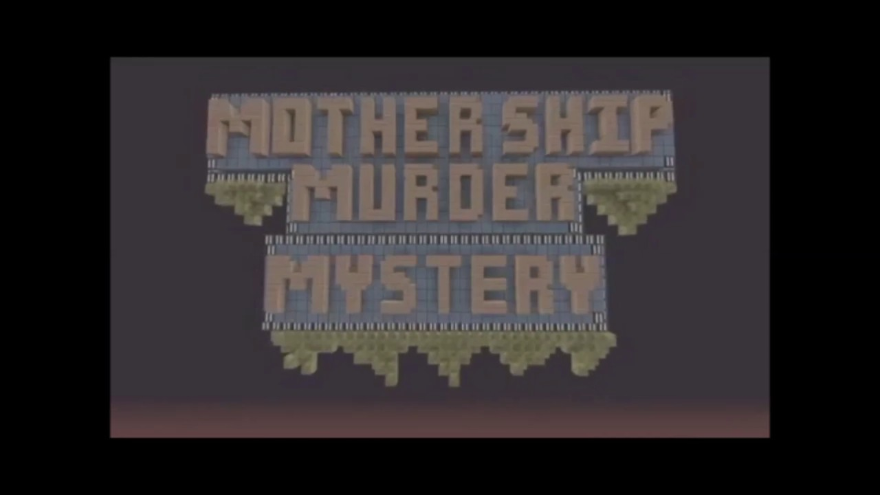 Minecraft PSPS Murder Mystery Server Map Download - Minecraft spiele herunterladen