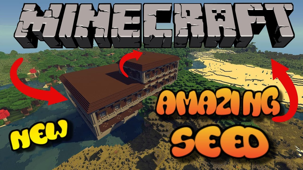 Minecraft Seeds For PS3/PS4 2017 Best Ever