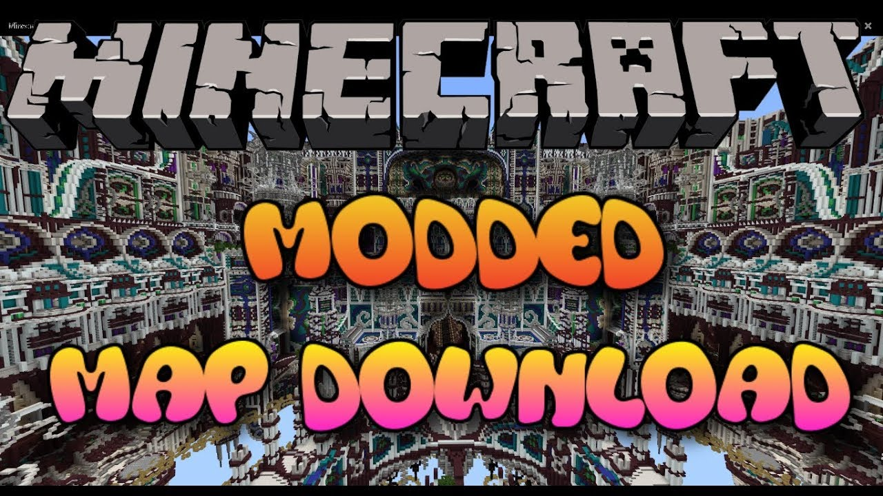 Minecraft PS3/PS4 Modded Faction Map Download
